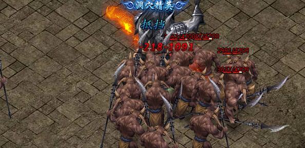 铁血皇城超变版四大圣兽怎么打_打法攻略_