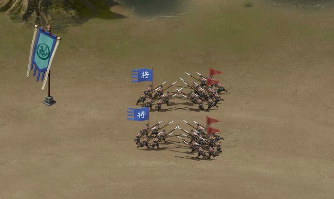 铁骑冲锋开服怎么玩_开服攻略_