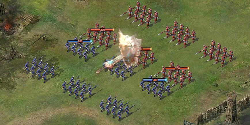 攻城掠地战斗系统怎么玩_玩法介绍_