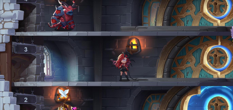 《战火与荣耀》通天塔玩法介绍