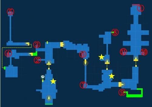 《最终幻想:勇气启示录》沙尘迷宫探索宝箱在哪