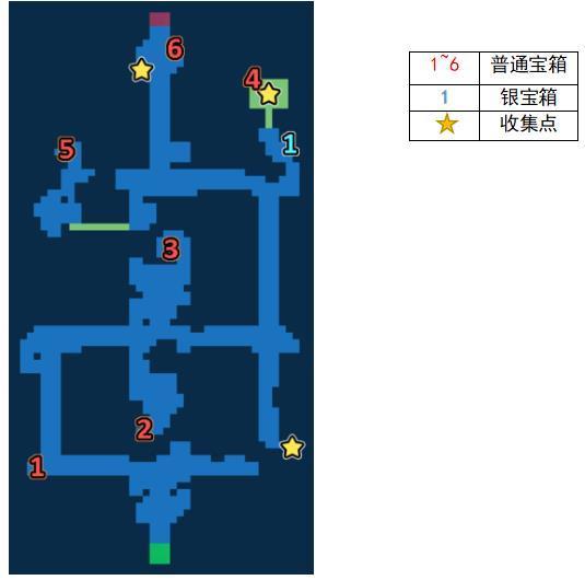 《最终幻想:勇气启示录》土之神殿地图攻略