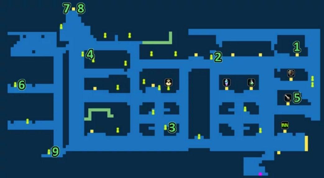 《最终幻想:勇气启示录》洛丁港口镇支线任务攻略