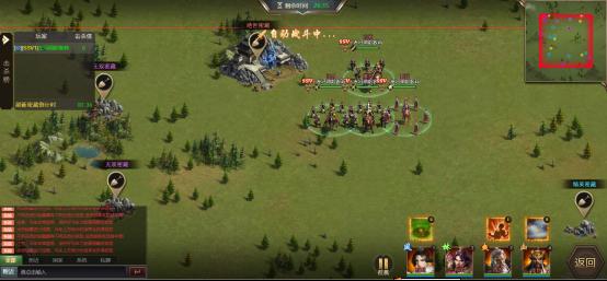 《三国战》采金掘银玩法介绍