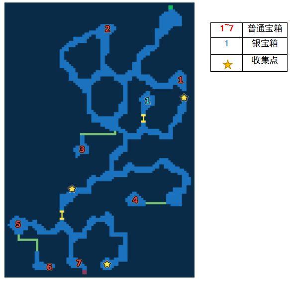《最终幻想:勇气启示录》达尔纳吉亚洞窟地图攻略
